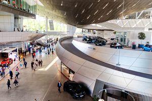 BMW Car Factory Munich