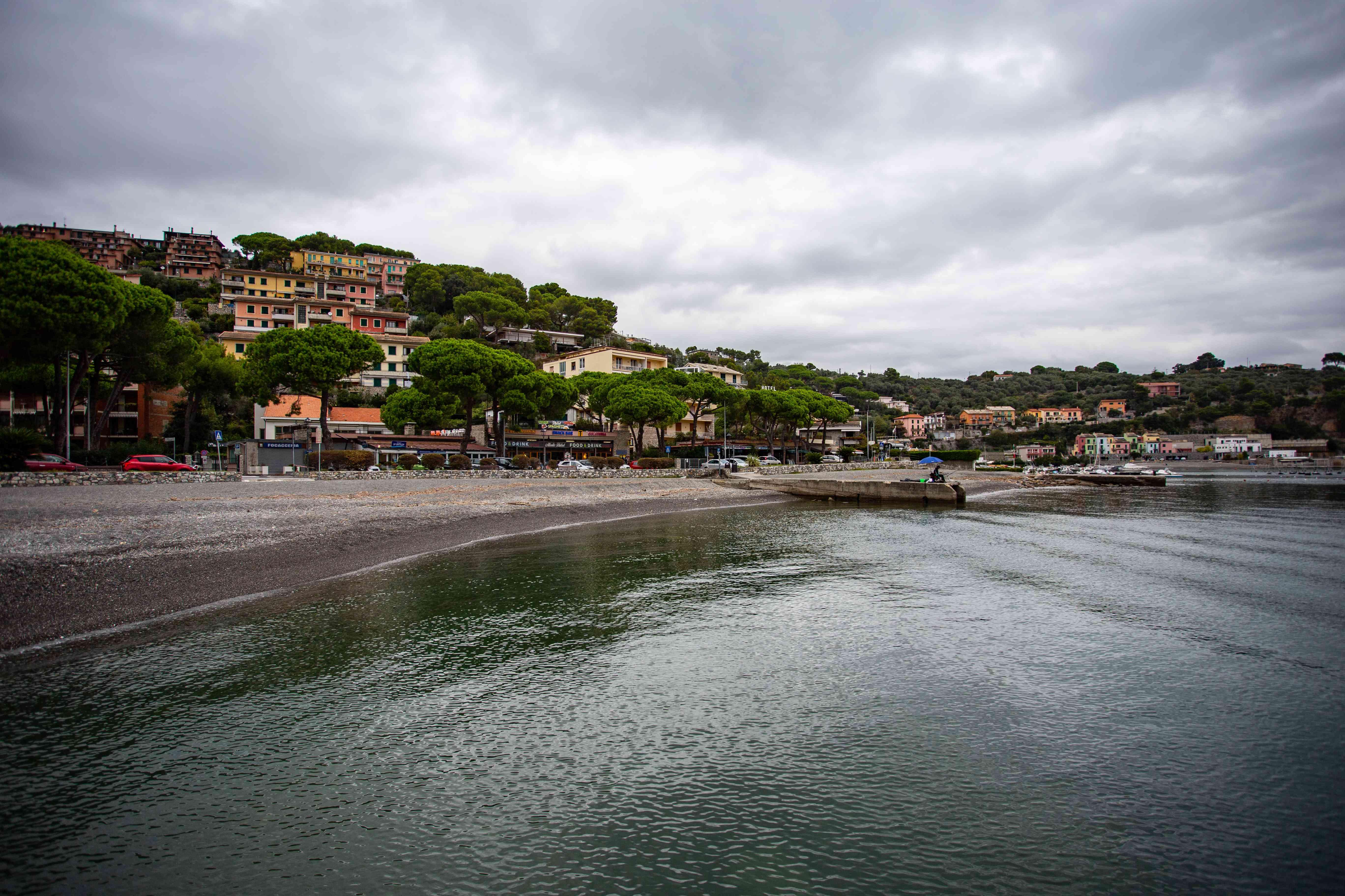 Hidden Beaches of La Spezia, Italy