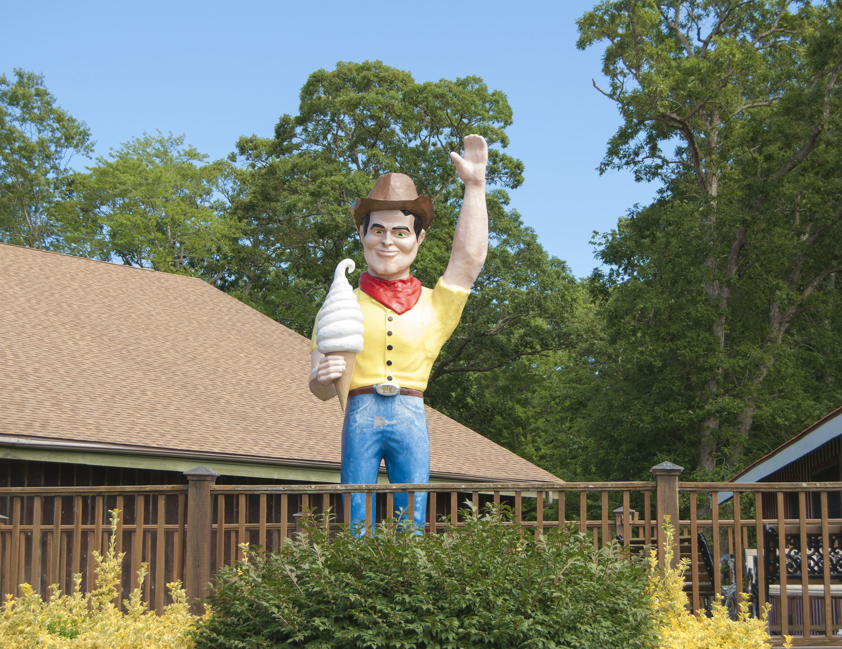 Frontier Town Maryland