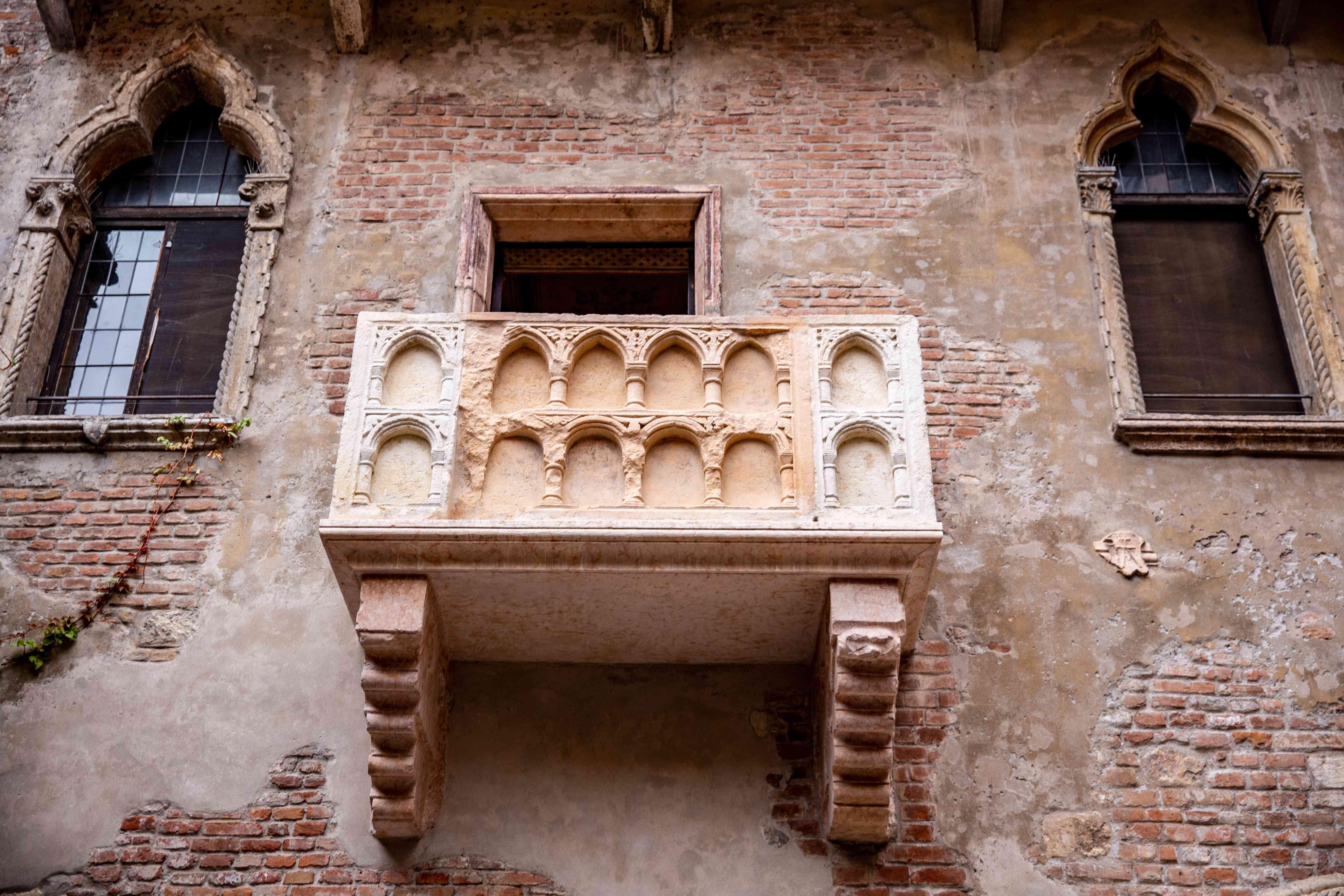 Juliet's House (Casa di Giulietta) in Verona