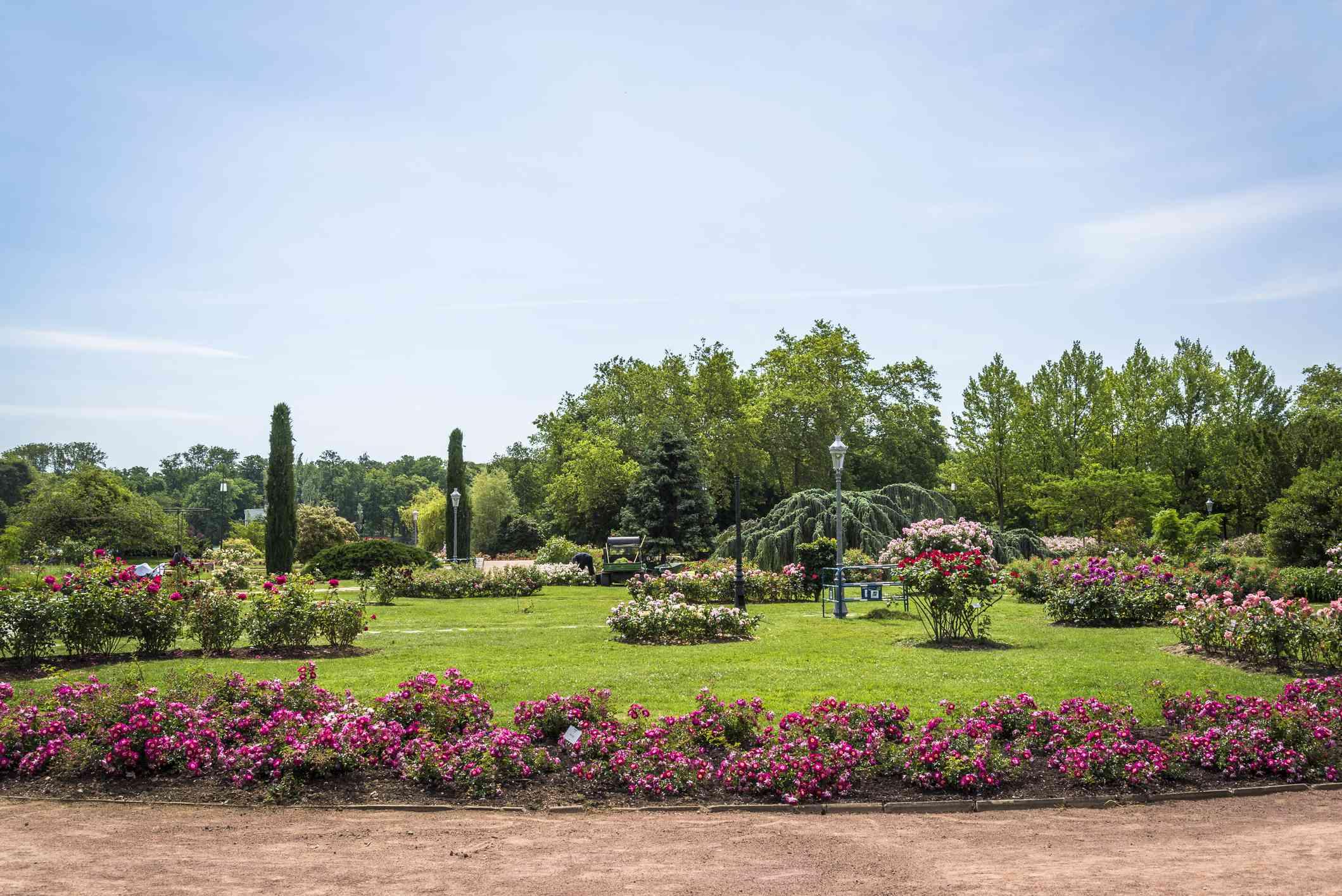 Park of the Golden Head, Lyon, France