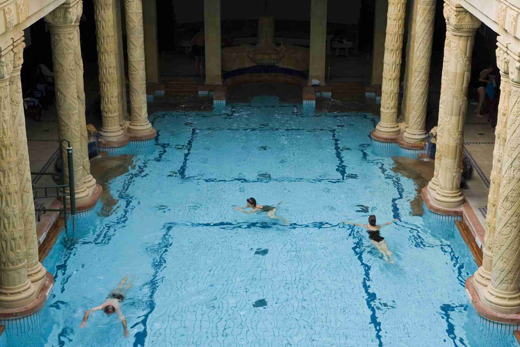 The 6 Best Thermal Baths To Visit In Budapest