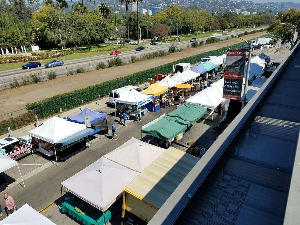 Beverly Hills Farmers' Market