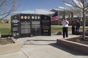 New Mexico Vietnam Veterans' Memorial at Kirtland Air Force Base