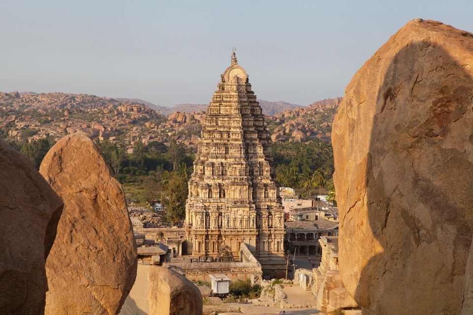 Hampi in India