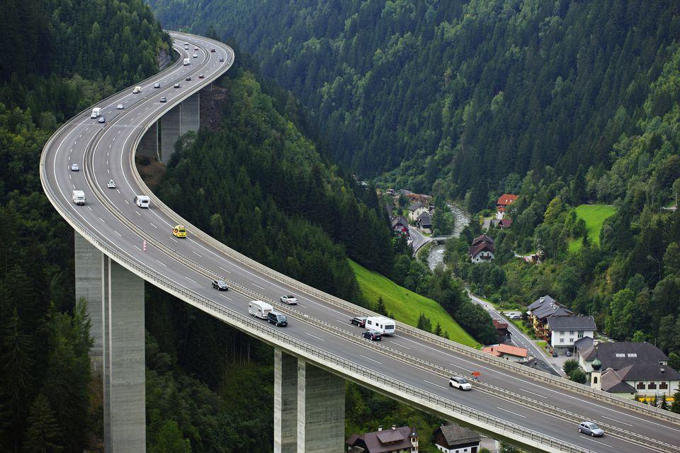Tauern Superhighway, Austria