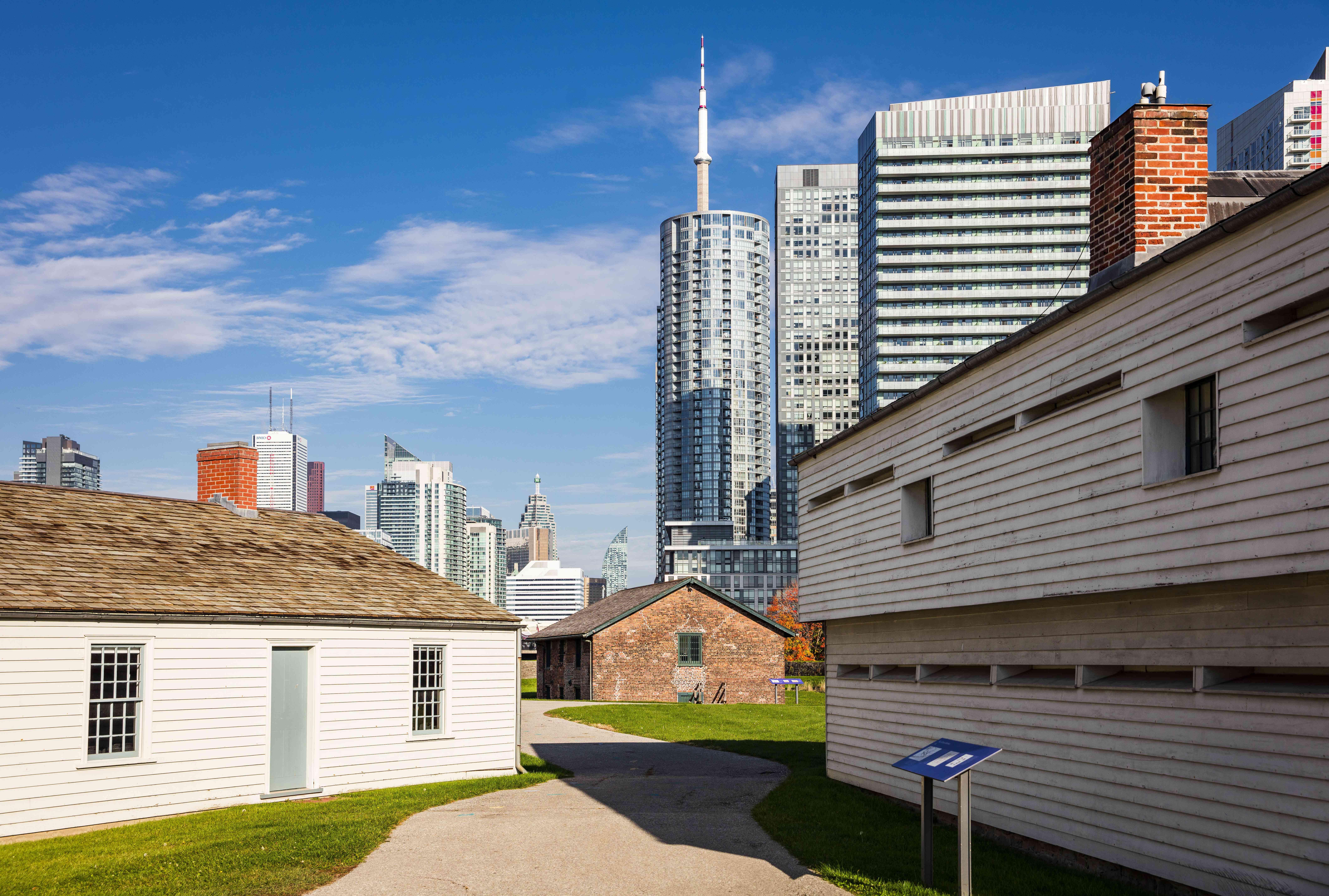 Fort York in Toronto