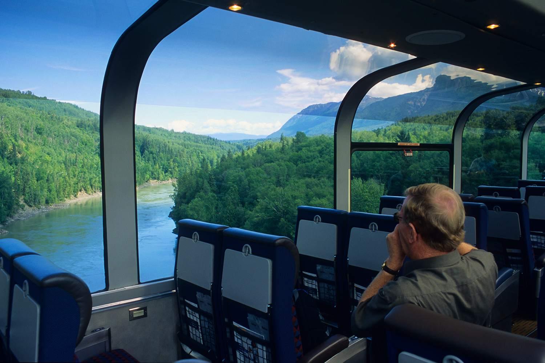 VIA Rail Jasper