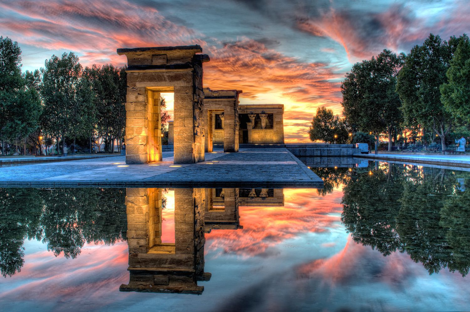 Planning A Road Trip >> Complete Guide to Madrid's Temple of Debod
