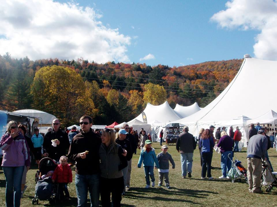 Annual Manchester Fall Art and Craft Festival