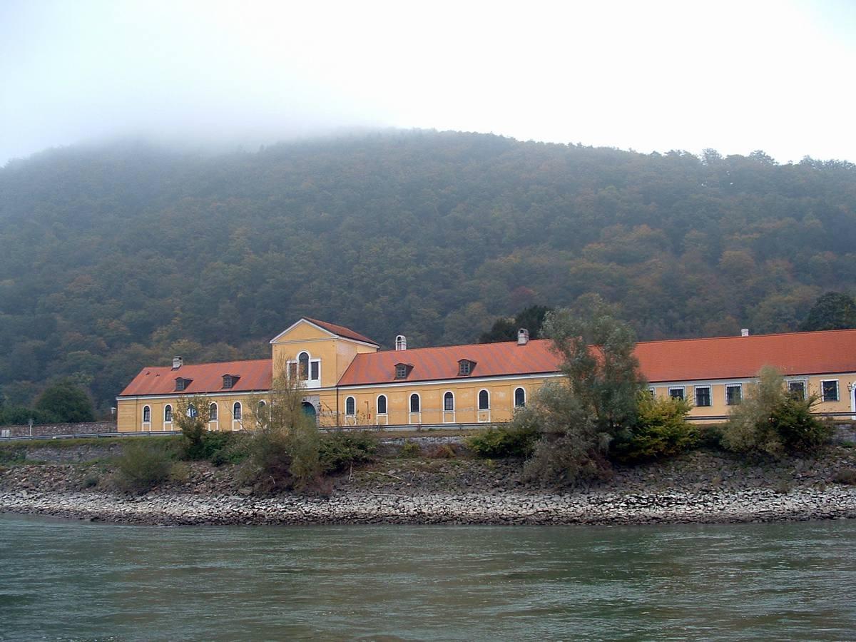 Wachau Valley of the Danube River