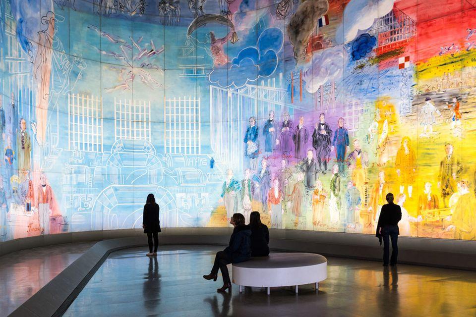 Lovely Modern Art Museum Paris Hours