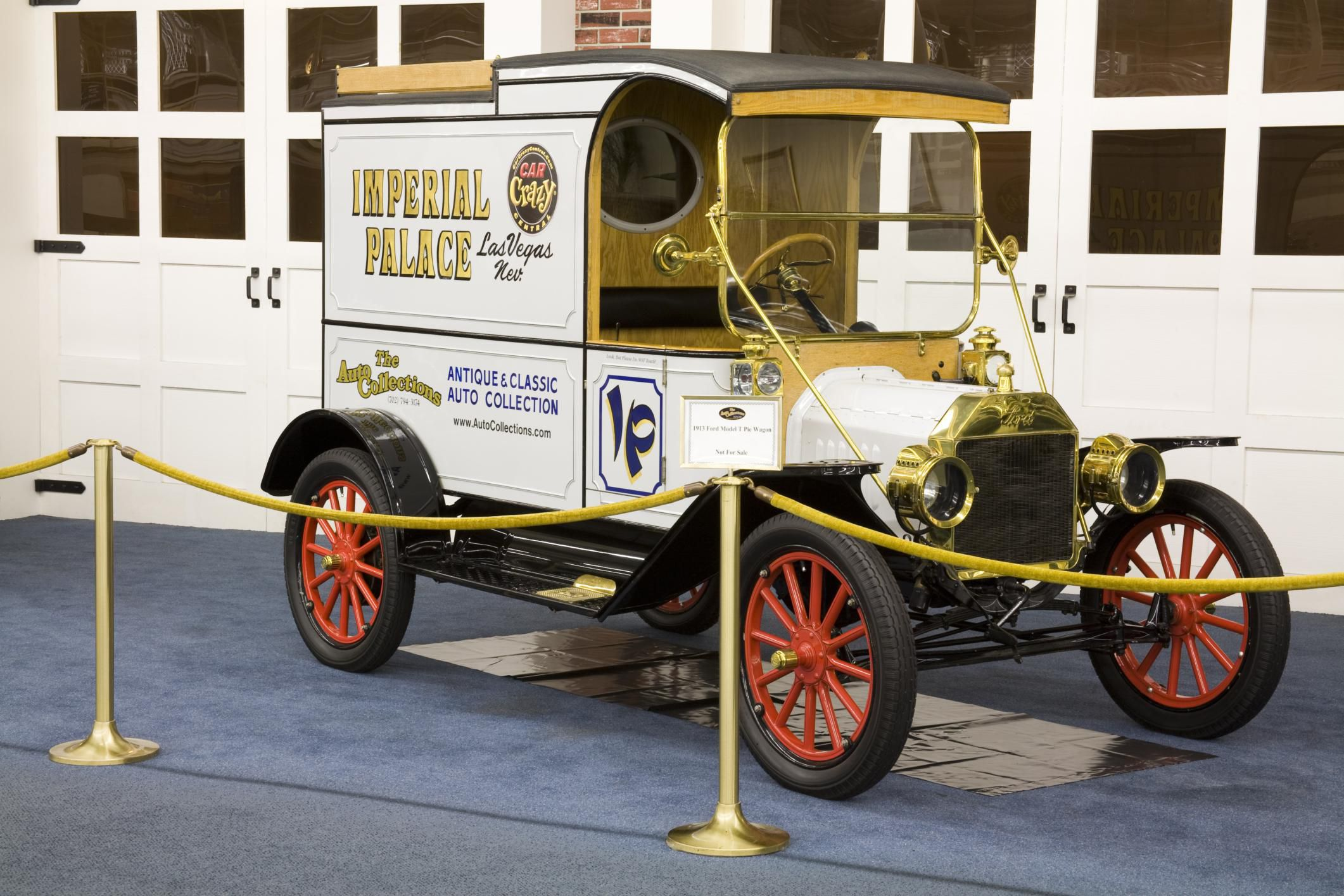 The Auto Collection At Linq Las Vegas