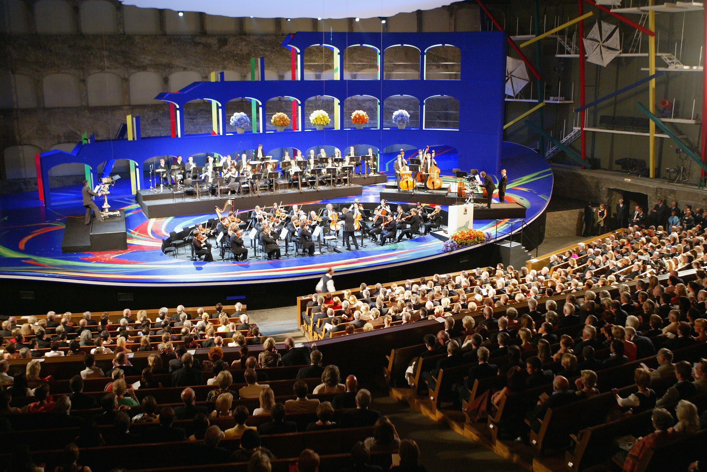 Salzburg Music Festival at Felsenreitschule
