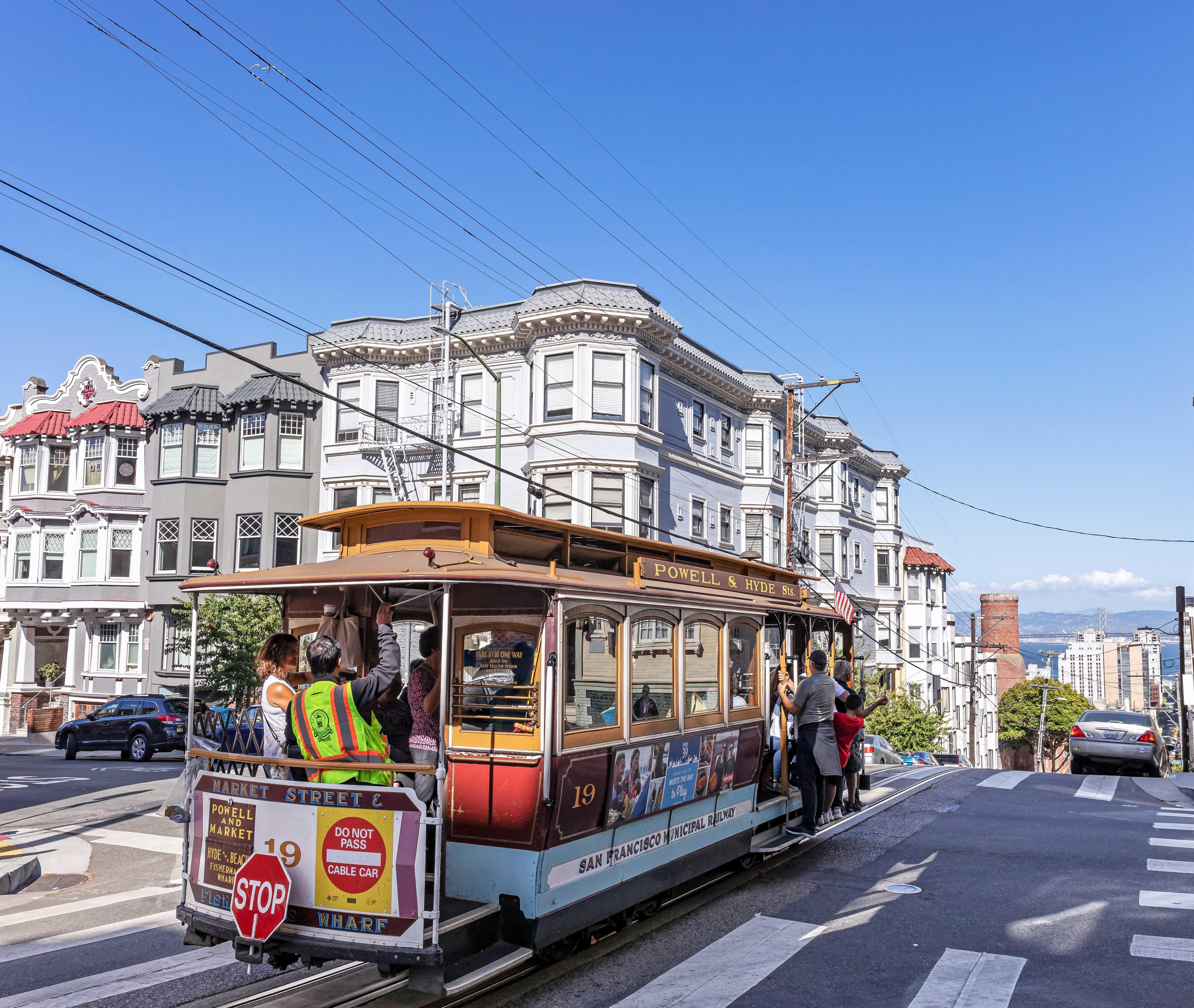 Globe-triping: San Francisco