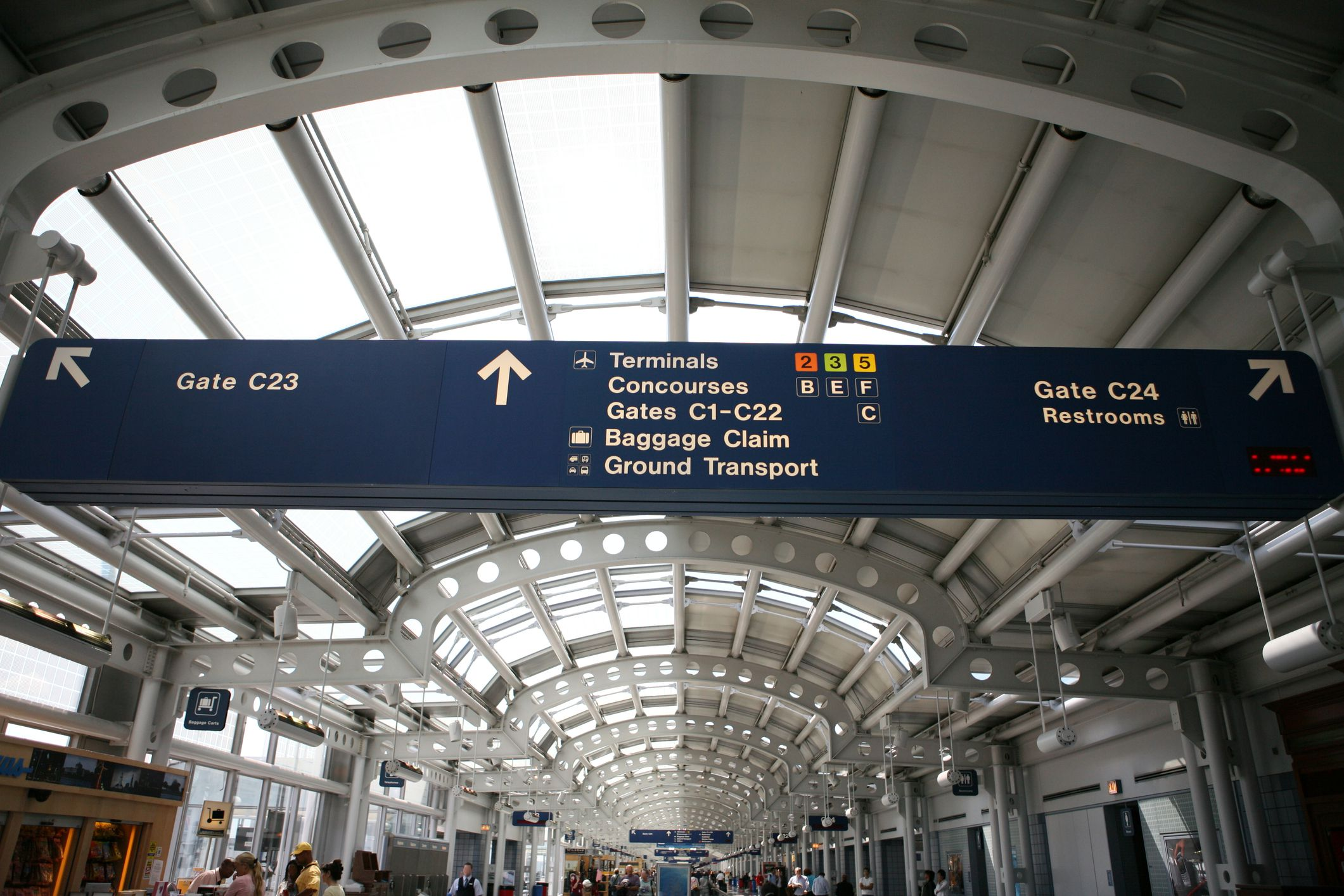 Getting From Chicago O Hare To Midway Airport And Back