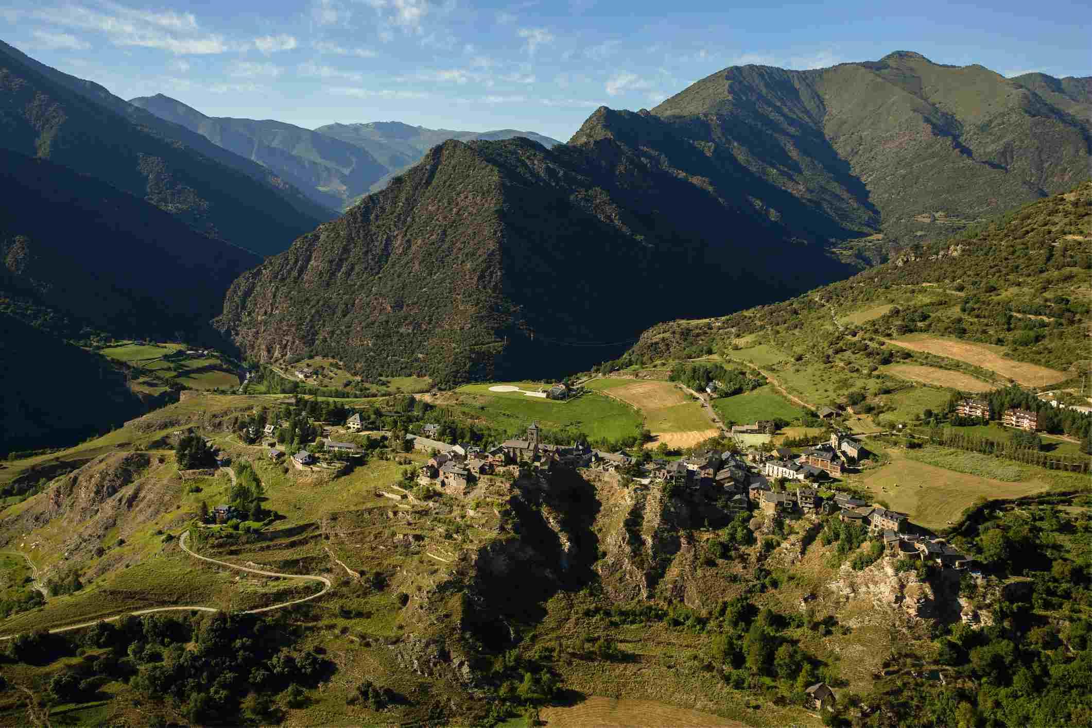 Tirvia, Pallars Sobira, Province of Pallars Sobira, Catalonia, Spain