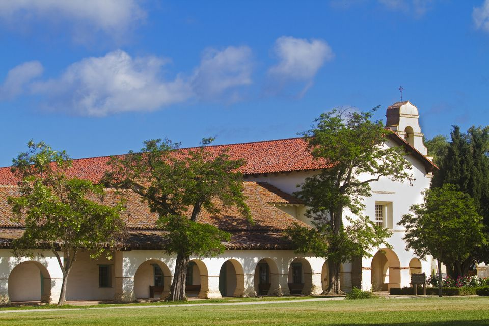 San Juan Bautista's Spanish Mission
