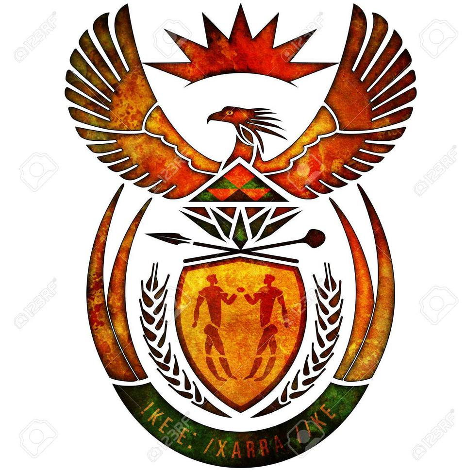 The Design And Symbolism Of South Africas Coat Of Arms