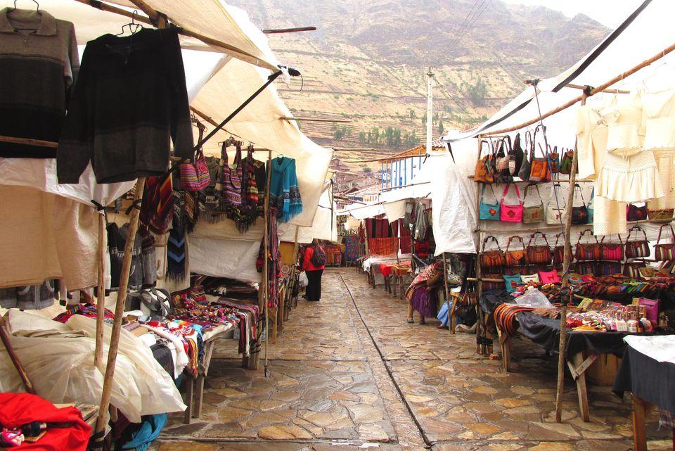 Haggling in Peru