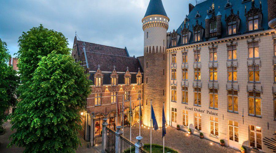 Hotel Dukes' Palace