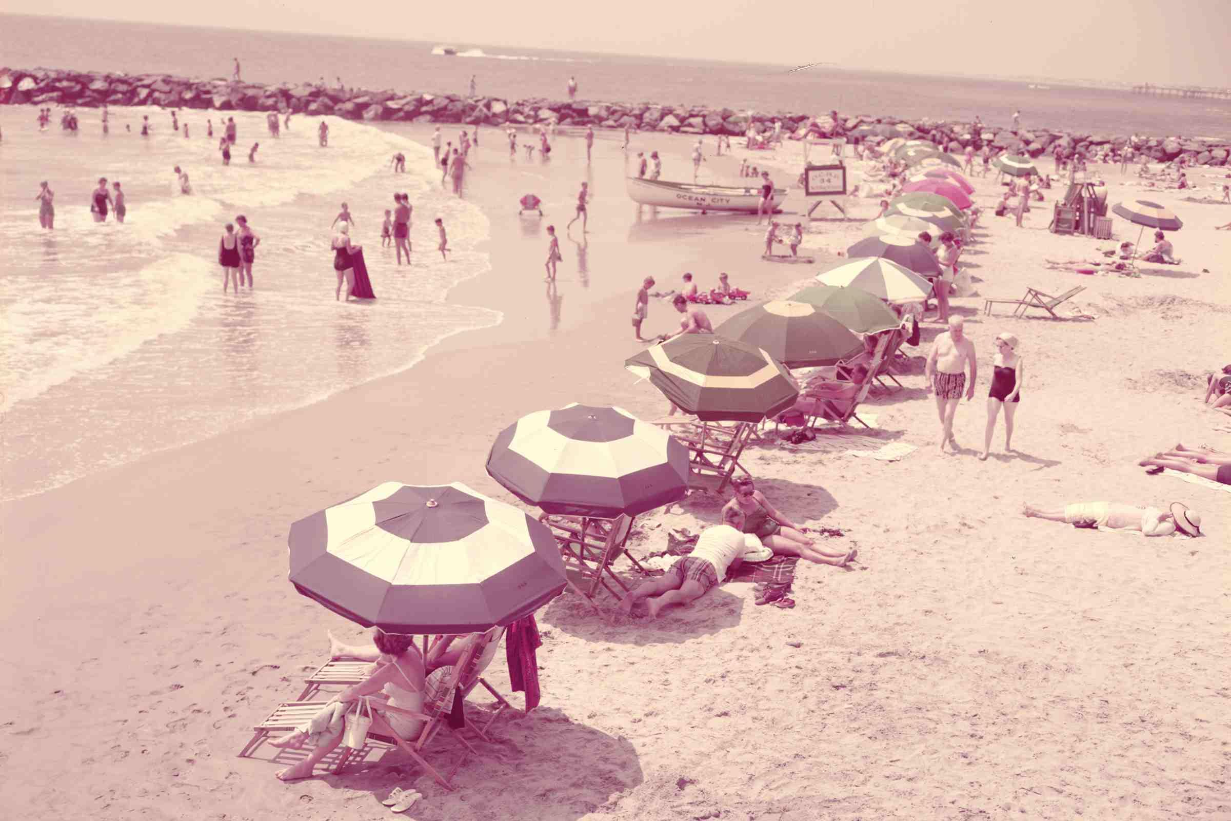 1950 Shore de Jersey