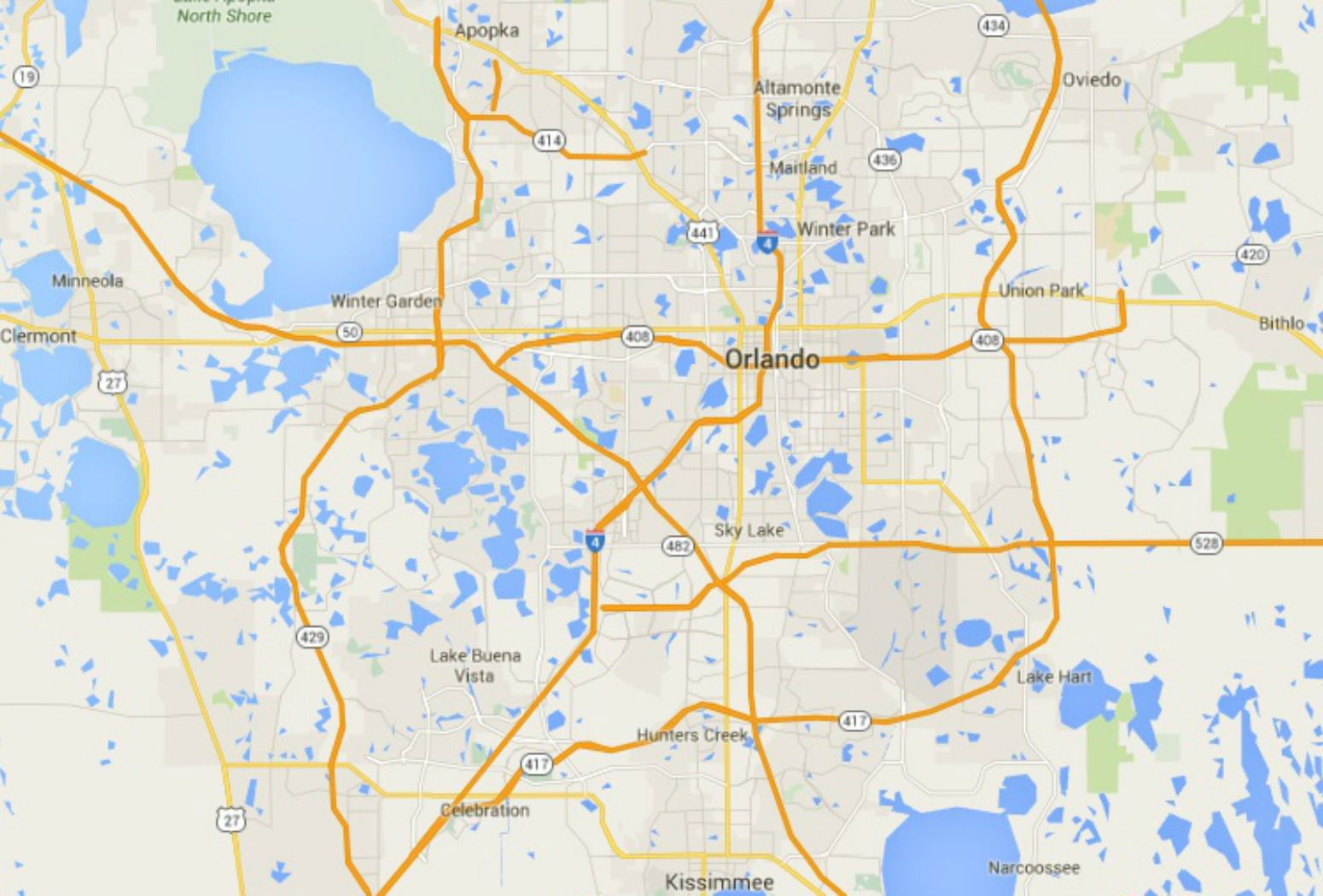 Map Of The Panhandle Of Florida.Maps Of Florida Orlando Tampa Miami Keys And More