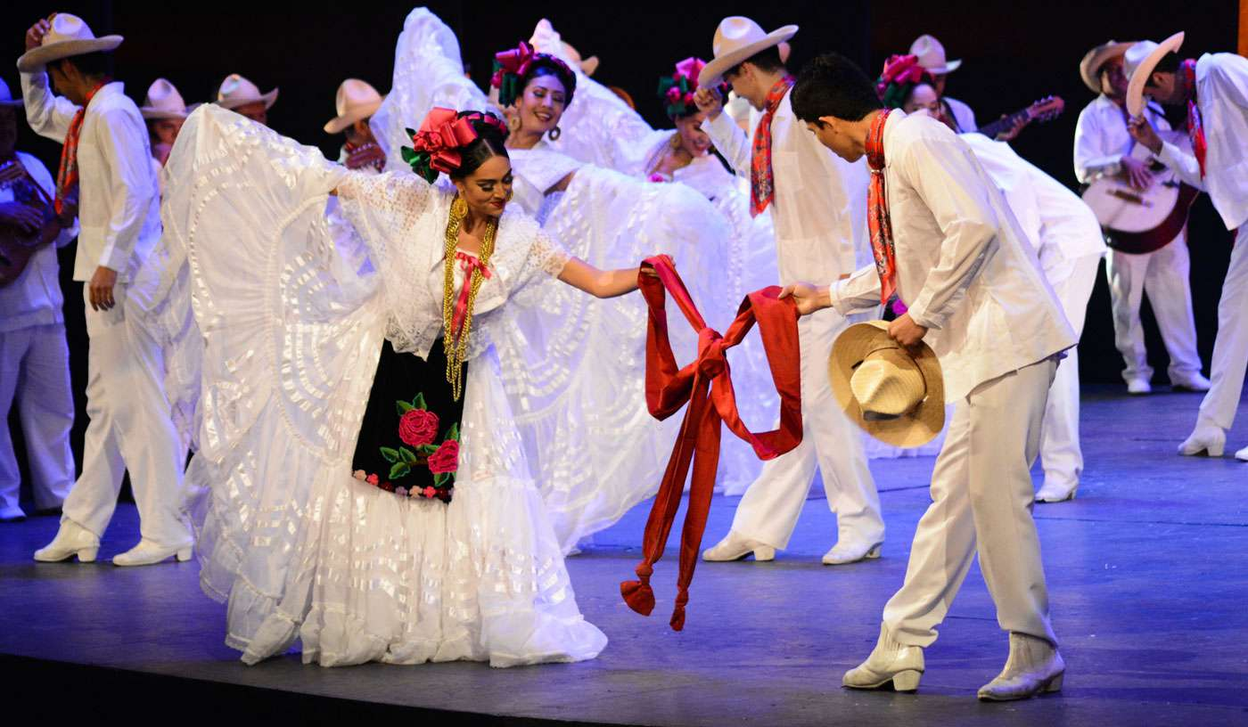 Folkloric Ballet of Mexico