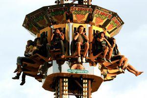 Super Shot carnival ride
