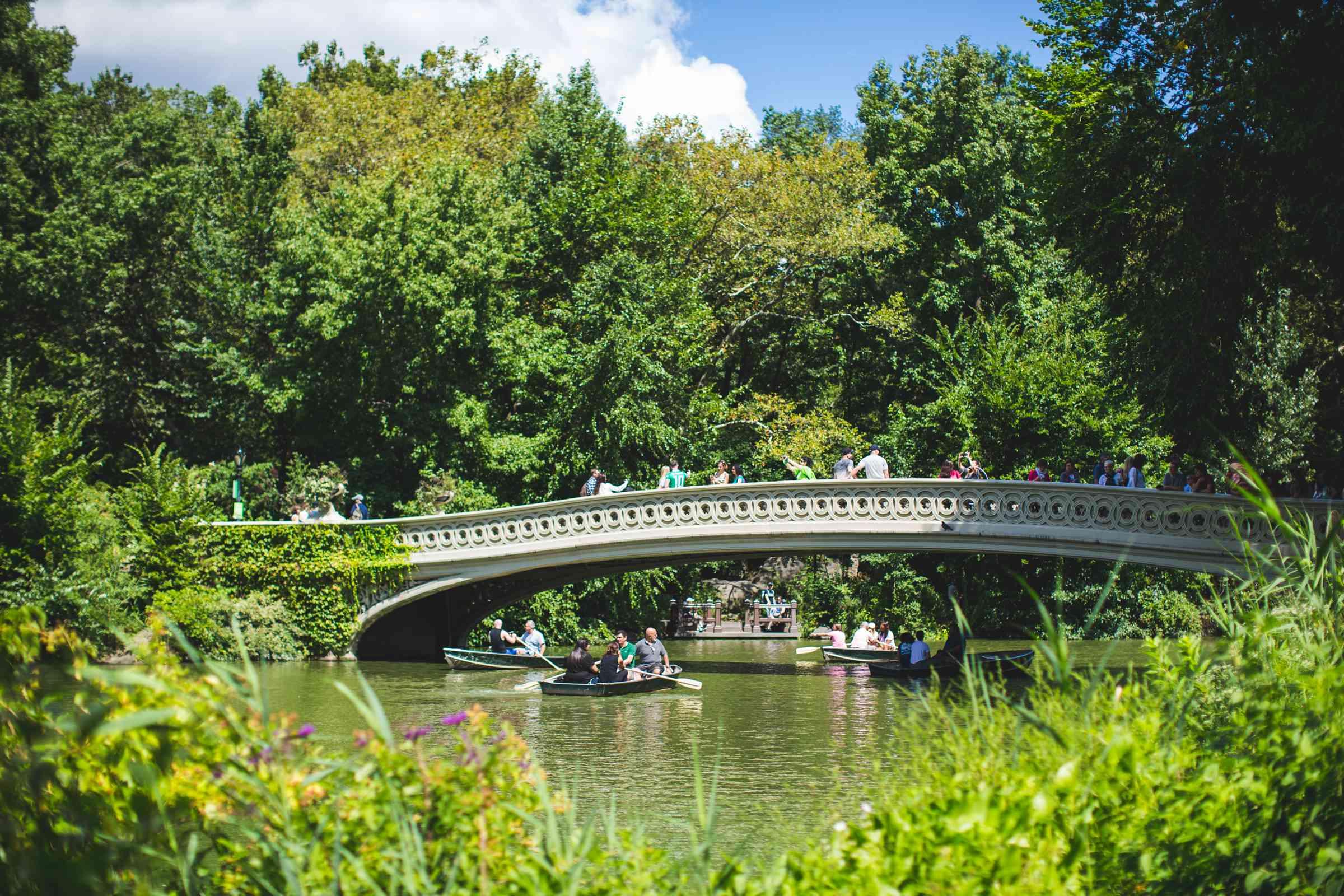 Central Park, New York City, NY