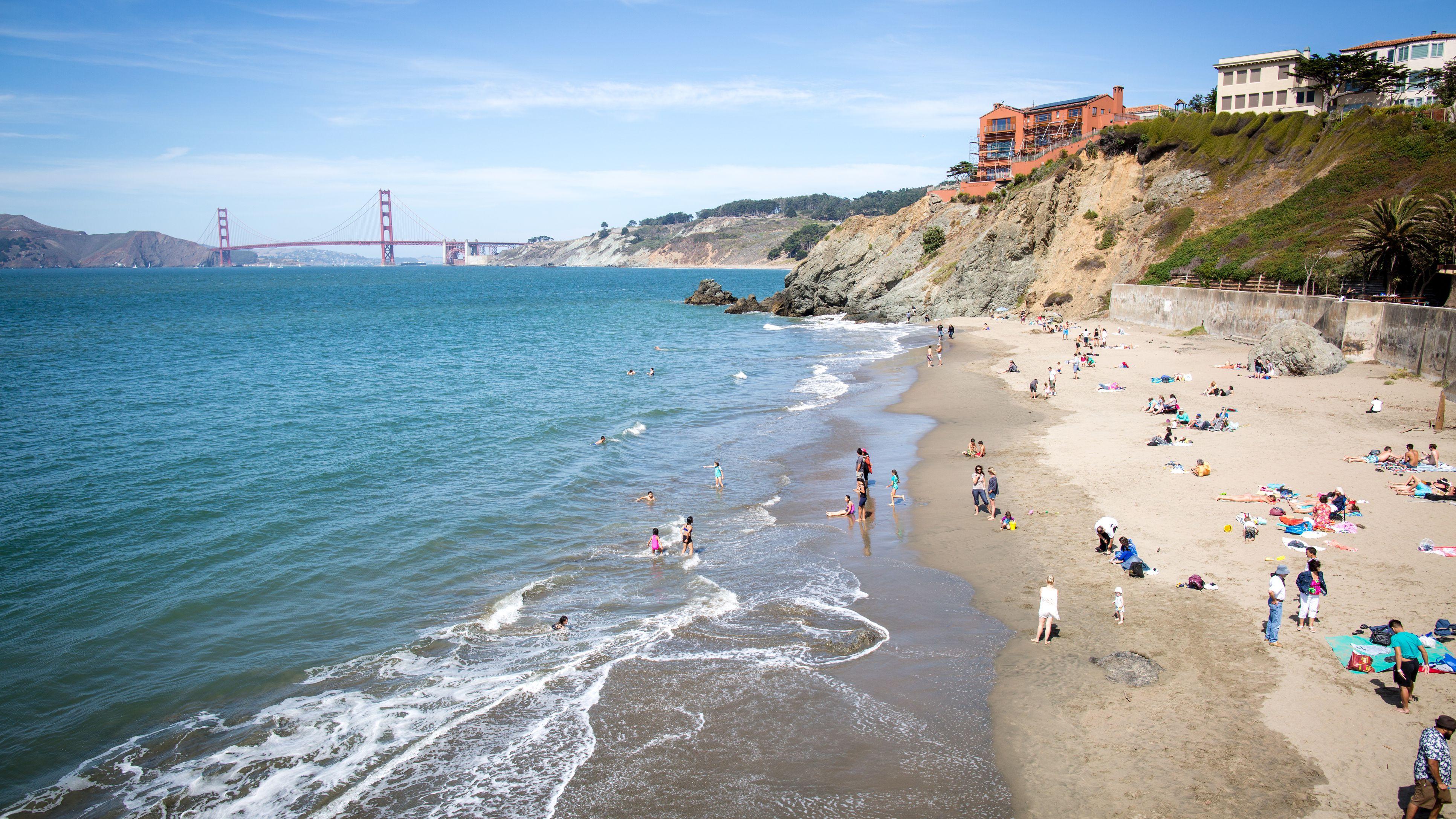 How To See San Francisco S China Beach