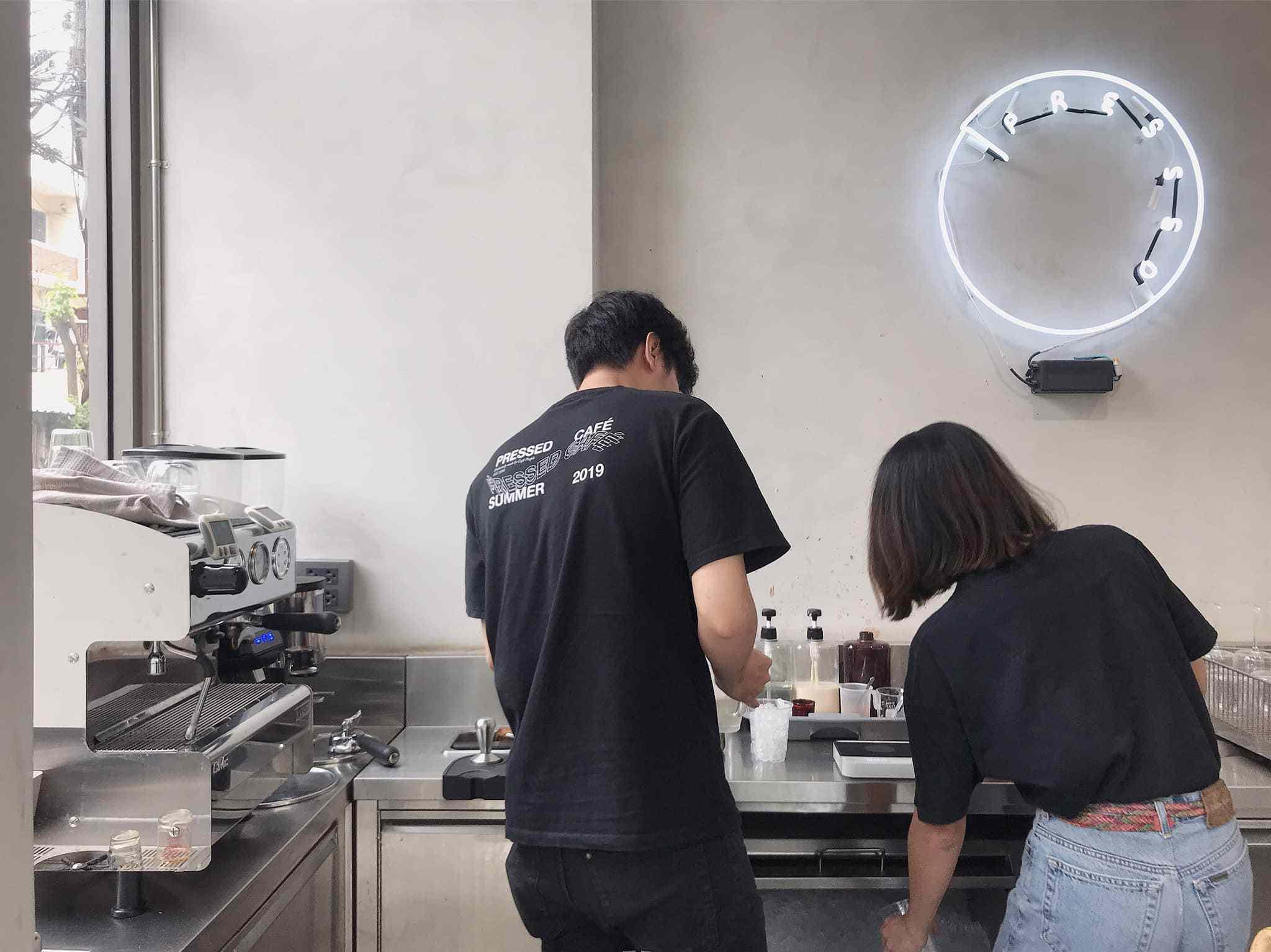 Pressed Cafe, Bangkok