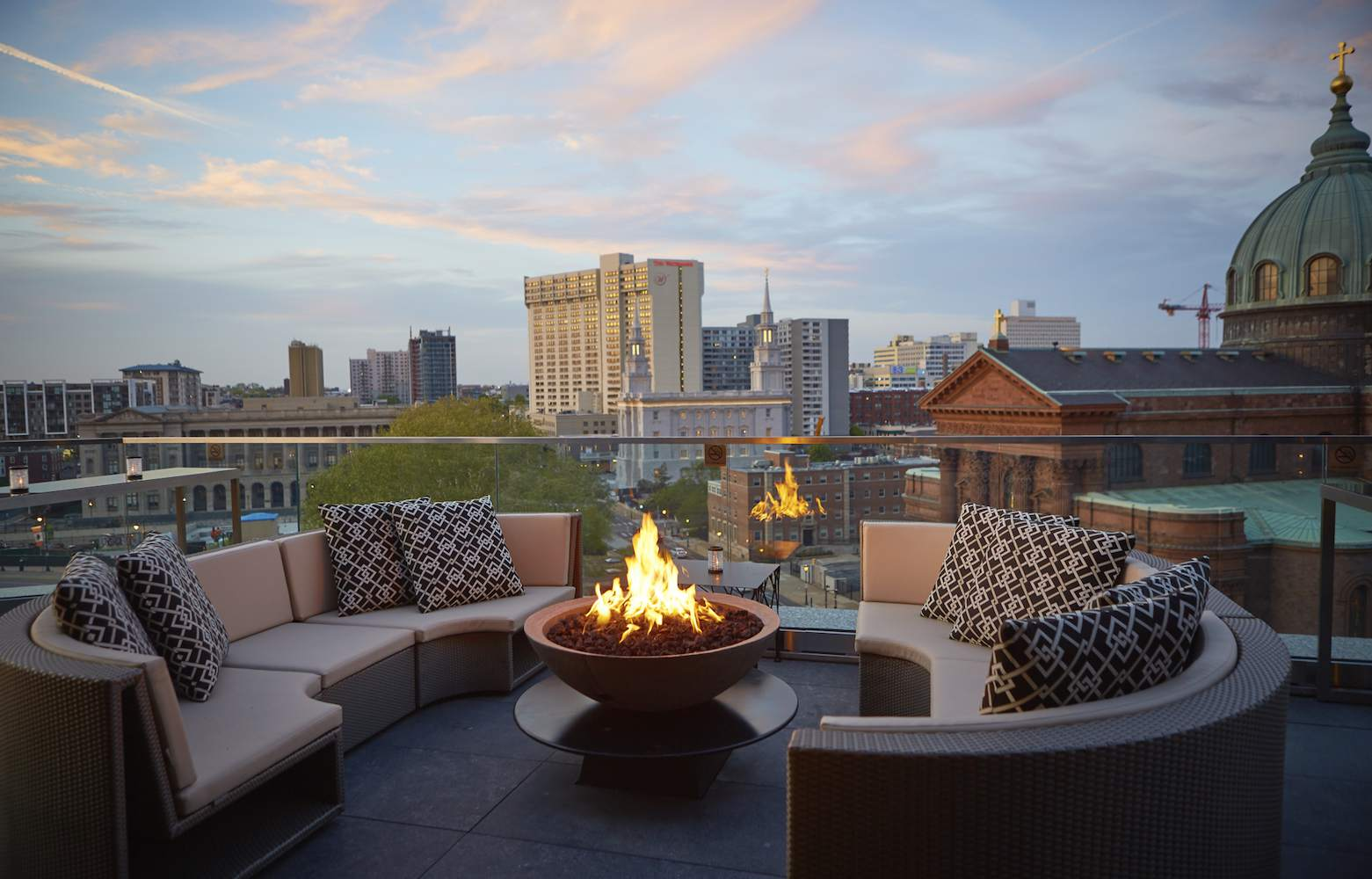 Assembly Rooftop Lounge, Philadelphia