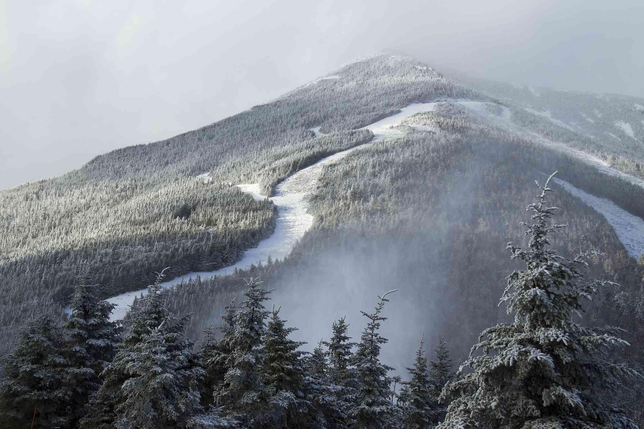 Whiteface Mountain Ski Resort