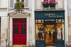 Shops on Rue Rosiers