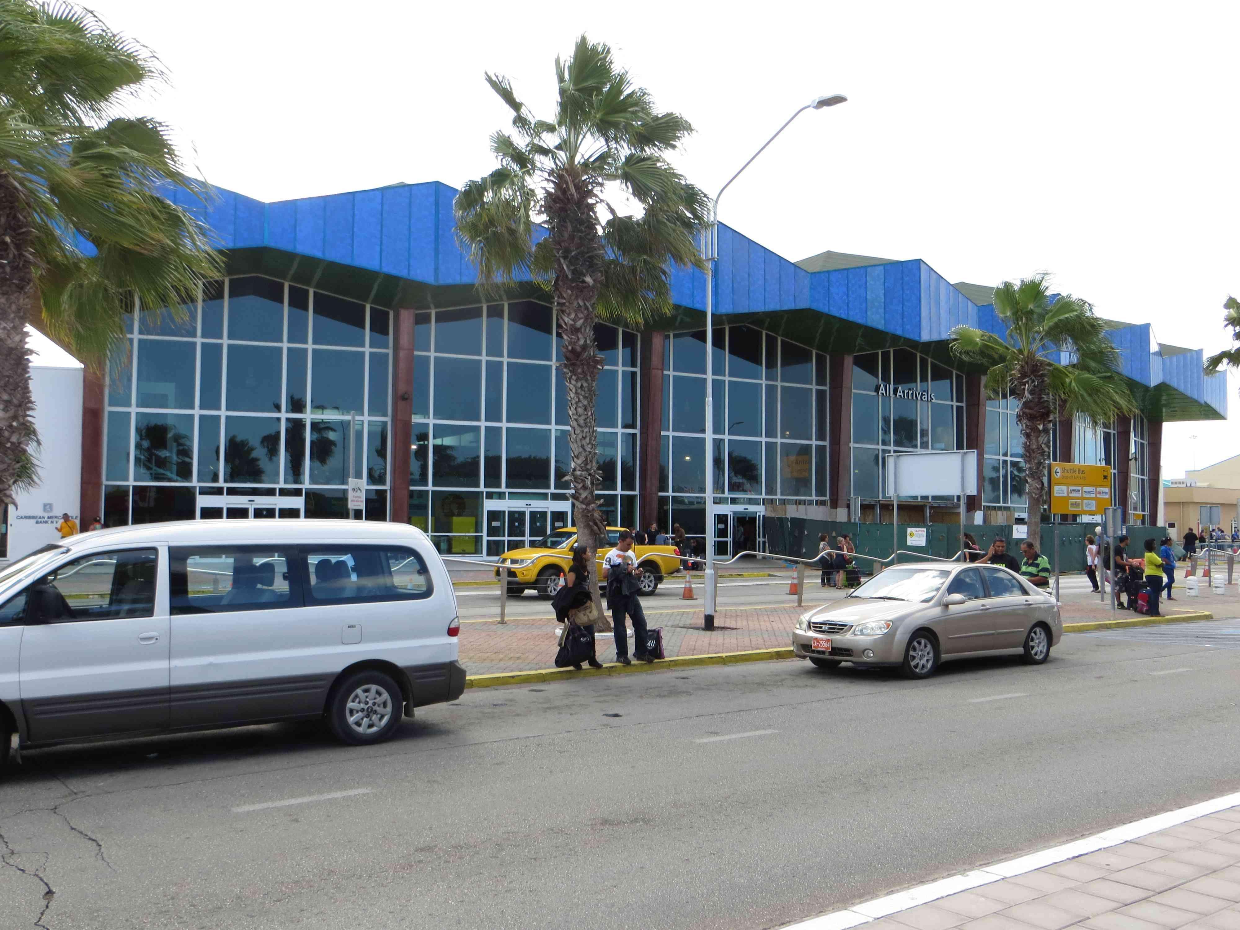 Queen Beatrix International Airport (AUA)