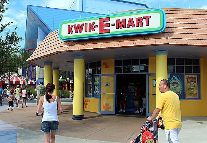 Kwik-E-Mart at Universal Studios Florida