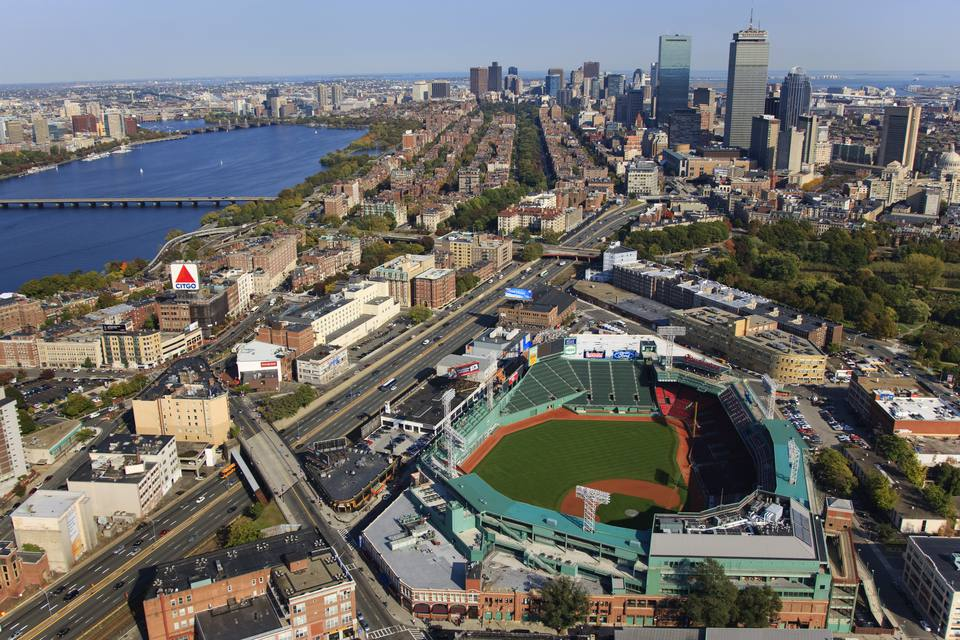 Boston's Top Neighborhoods