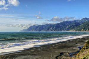 Shelter Cove in Humboldt County