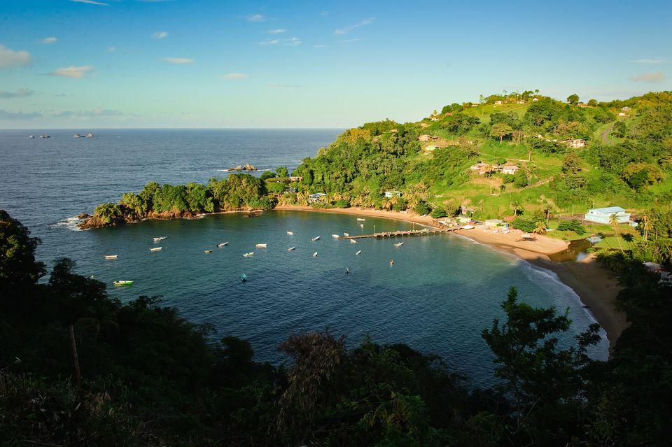 Parlatuvier, Tobago, Trinidad & Tobago
