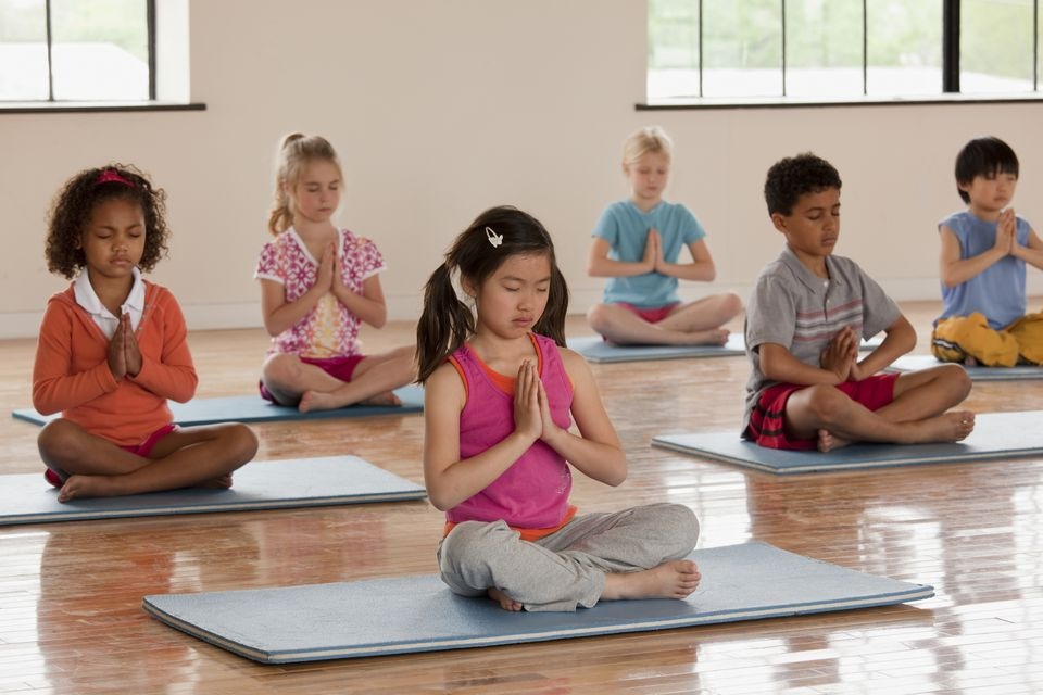Image result for kids yoga image