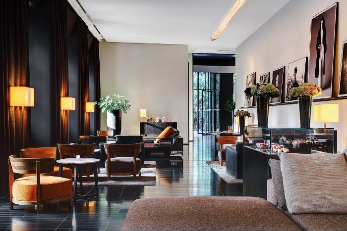The Bulgari Hotel Milano