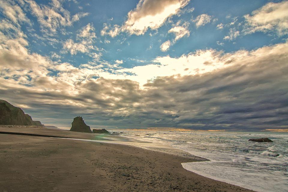 Irish Beach Mendocino