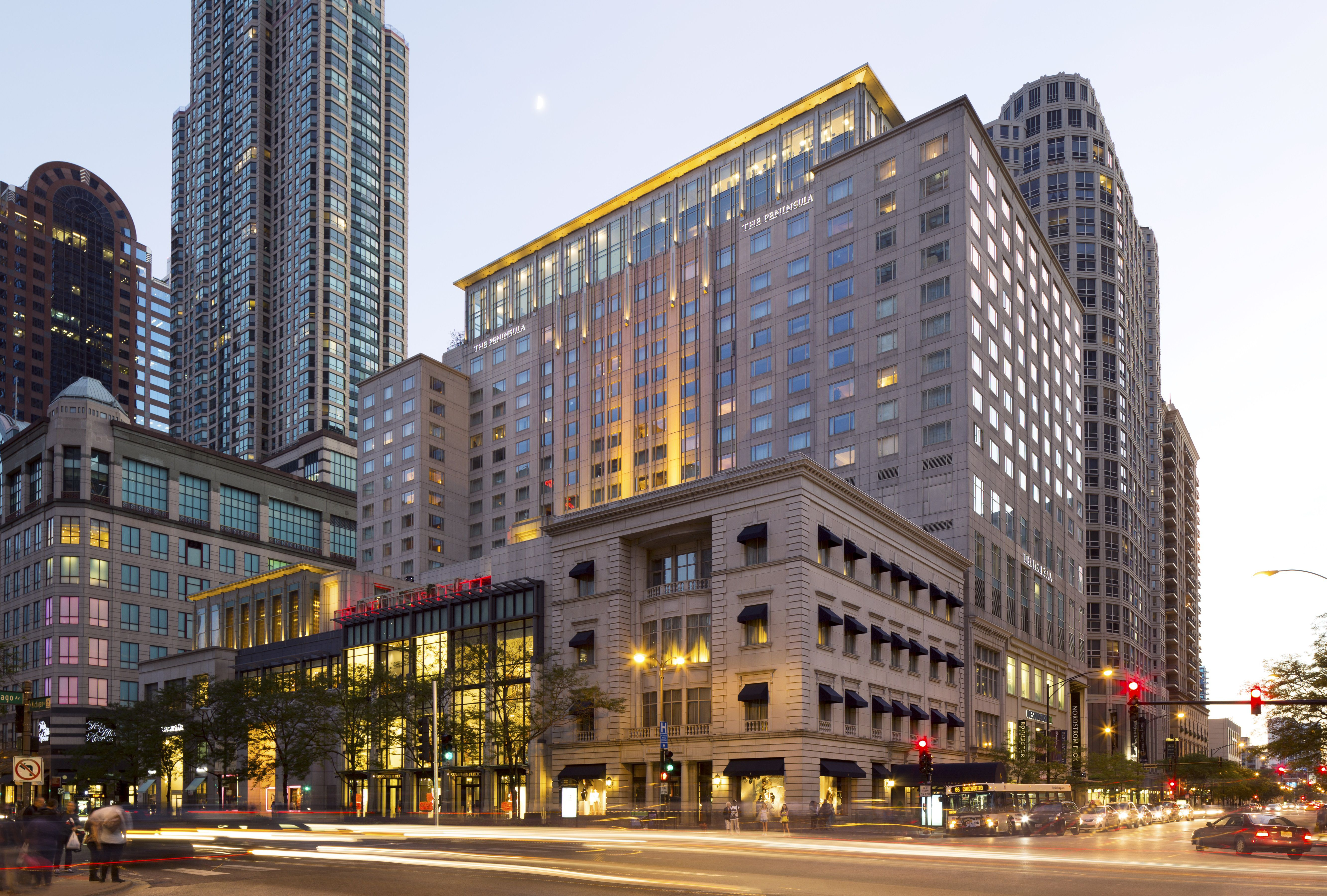 Hotels In Chicago >> Chicago S Most Romantic Hotels