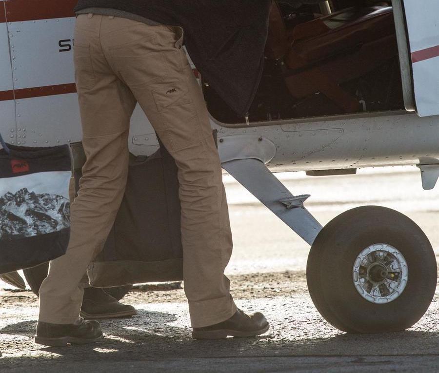 Pantalones de viaje Mountain Khakis