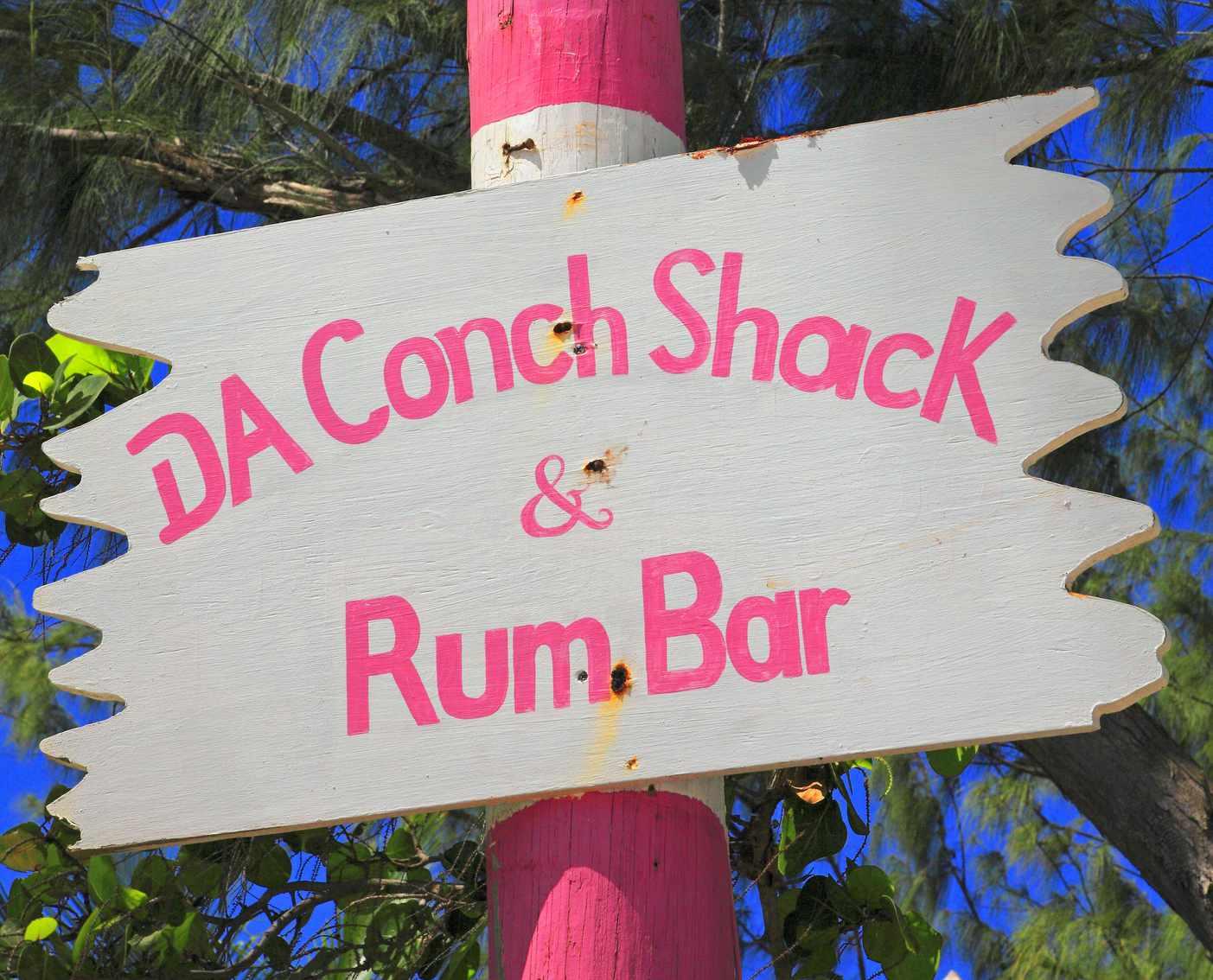 Da Conch Shack, Turks & Caicos