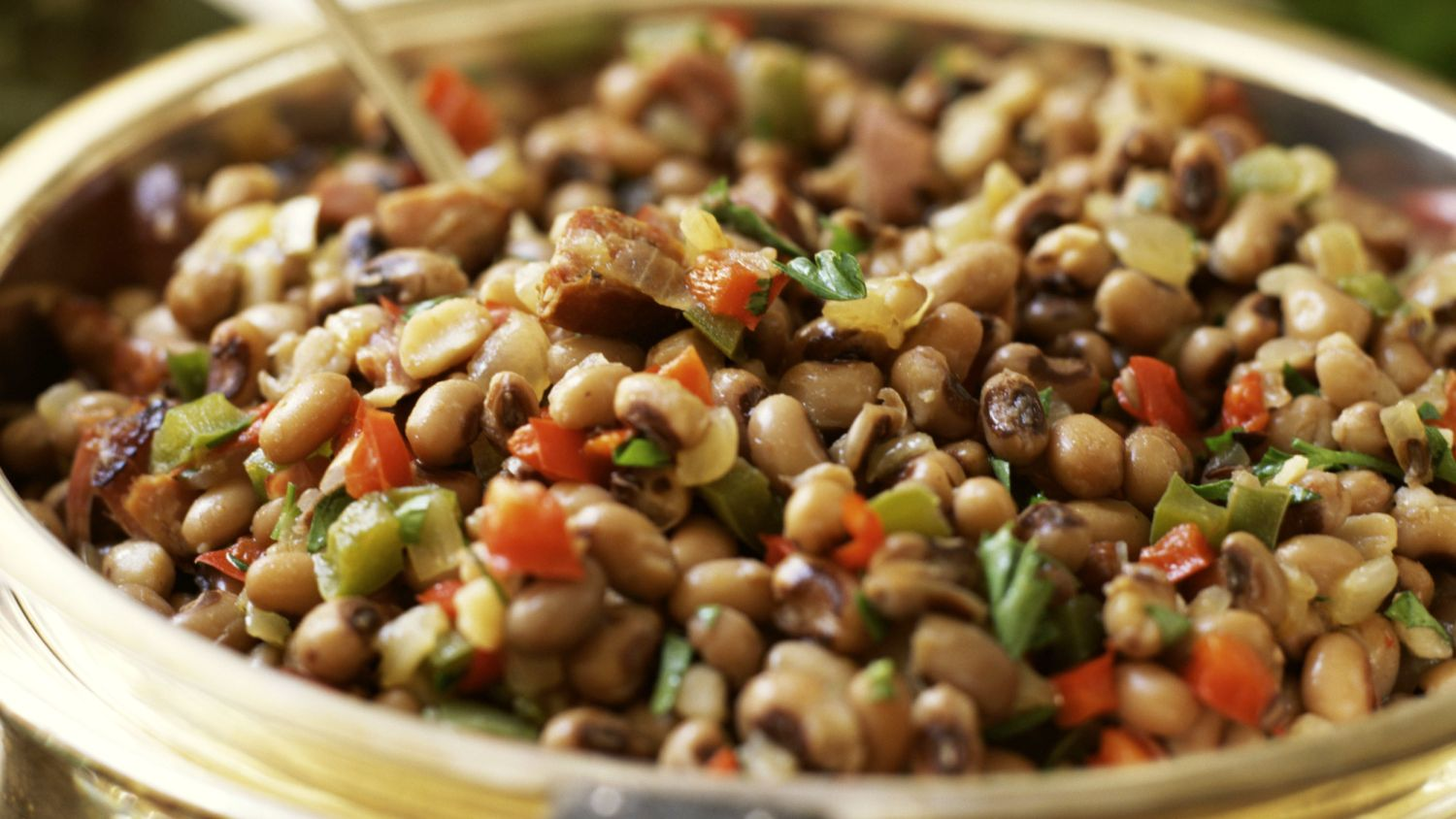 Why We Eat Black-Eyed Peas for the New Year