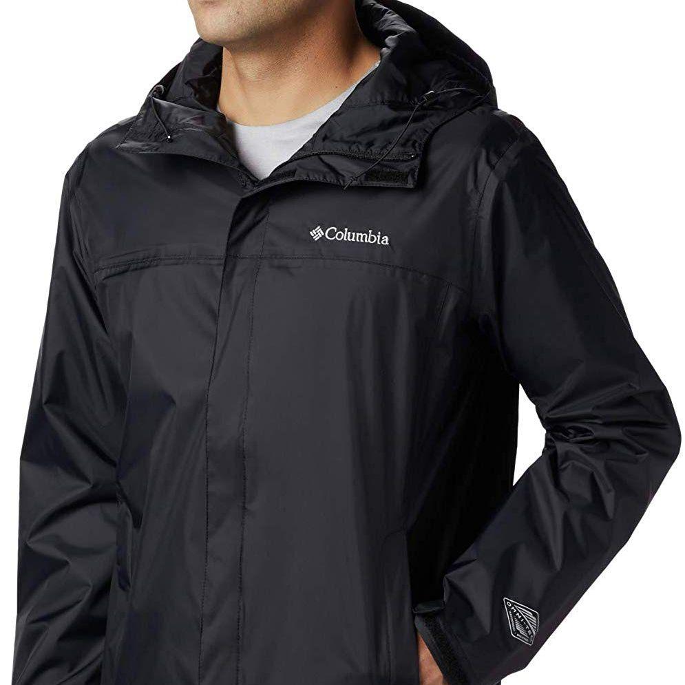 Columbia Men's Watertight Ii Waterproof, Breathable Rain Jacket