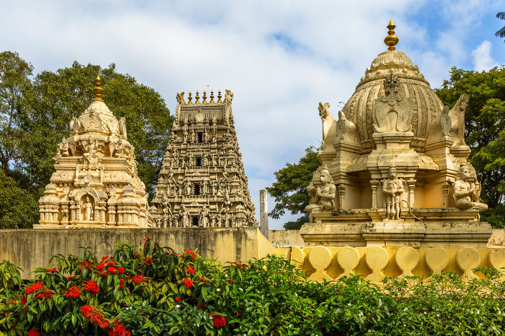 Kote Venkataramana Temple in Bangalore