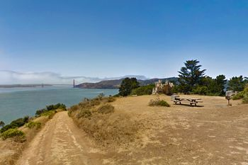 Best Angel Island Campsite